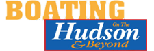 Boating on the Hudson Magazine Collection Logo